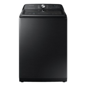 Samsung 5.0 Cu. Ft. High Efficiency Top Load Washer - Best Washers Without Agitators: Best large capacity