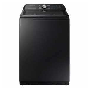 Samsung 5.0 cu. ft. Hi-Efficiency Washing Machine - Best Washers for Large Families: Spotlessly clean laundry