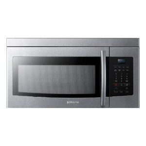 Samsung ME16K3000AS Over the Range Microwave Oven - Best Microwave with Vent: Works in silence