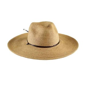 San Diego Hat El Campo Ultrabraided - Best Sun Blocking Hats: Features an Inner Stretch Band