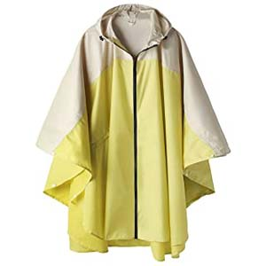 SaphiRose Rain Poncho Jacket Coat - Best Raincoats with a Suit: Simply lovely