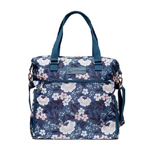 Sarah Wells Lizzy Breast Pump Bag - Best Cooler Bag for Breast Milk: Great home for your pump