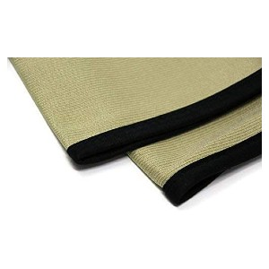 Sarge's Car Care 50 Cal Glass Cleaning Towels - Best Towel to Clean Car Windows: Machine Washable Towel