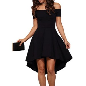 Sarin Mathews Womens Off The Shoulder Dress  - Best Party Dresses for Teenage Girl: Best for budget