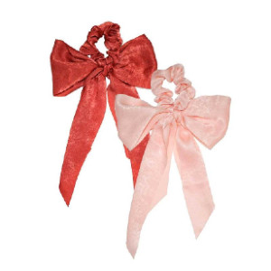 Kitsch Satin Scarf Scrunchies - Best Scrunchies for Thick Hair: Dimension to Your Ponytail!