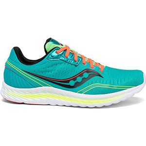 Saucony Kinvara 11 - Best Shoes for Running: Feathery feel and bouncy cushion running shoe