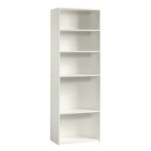 Sauder Beginnings 5-Shelf Bookcase - Best Funko Pop Shelves: Perfect for small space