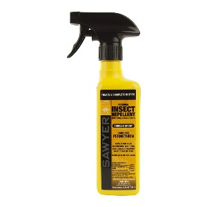 Sawyer Products Premium Permethrin Clothing Insect Repellent Trigger Spray - Best Mosquito Repellent Hiking: Clothes Insect Repellent