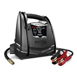 Schumacher SJ1330 - Best Jump Starters with Air Compressors: For any 4-6 cylinder engine