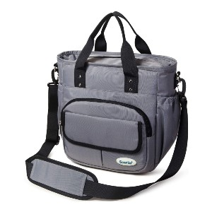 Scorlia Insulated Lunch Bag - Best Lunch Boxes Insulated: Large Capacity with Multi Pockets