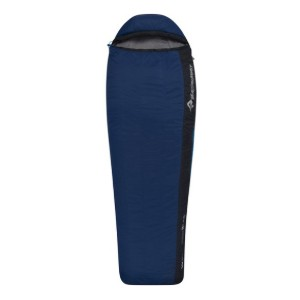 Sea to Summit Trailhead ThII  - Best Synthetic Sleeping Bags: Fully-opened zipper
