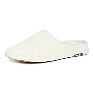 SeaVees Stag Scuff Slippers - Best Women's House Slippers: French Terry Insole