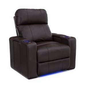 Seatcraft Julius Big & Tall - Best Recliners for Big and Tall: Throne-Like Home Theater Seat