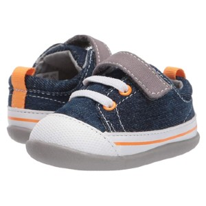 See Kai Run Kids Stevie II - Best Baby Shoes for Learning to Walk: Flexible Rubber Outsole