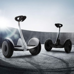 Segway Ninebot S  - Best Hoverboard for Kids: A complete package