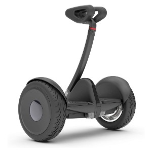 Segway Ninebot S Smart Self-Balancing Electric Scooter - Best Hoverboard for Beginners: Control the scooter remotely