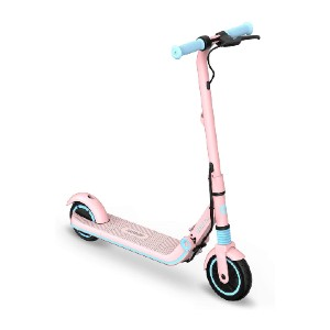 Segway Ninebot eKickScooter ZING E8 and E10 - Best Electric Scooter for 5 Year Old: Be the coolest kid in town