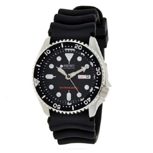Seiko Automatic Analogue Watch - Best Waterproof Watches: Powers Automatically with The Movement of Your Arm