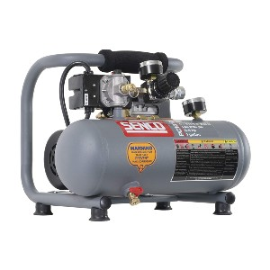Senco PC1010  - Best Air Compressors for Nail Guns: Recovers quickly