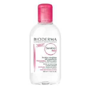 Bioderma Sensibio H2O - Best Makeup Remover for Waterproof Mascara: Made in France