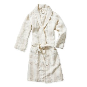 Serena & Lily Porto Linen Robe - Best Robes for Summer: Linen Woven Robe for Every Weather