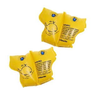 Jojo Maman Bebe Shaped Armbands - Best Floats for Toddlers: Fir perfectly