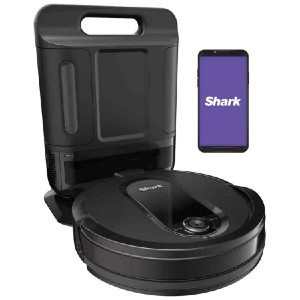 Shark IQ Robot Self-Empty XL  - Best Robot Vacuum Cleaner: Multi-Stage Filtration