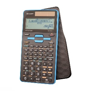 Sharp  EL-W535TGBBL Scientific Calculator with WriteView - Best Scientific Calculator for Civil Engineering: Whopping 640 Functions