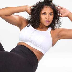 Shefit ULTIMATE SPORTS BRA® - Best Sports Bra with Padding: High-Quality Material Sports Bra