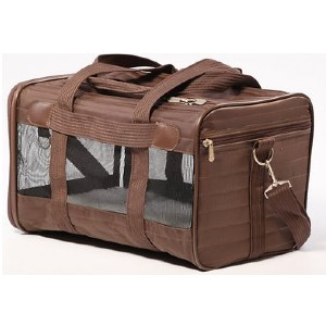 Sherpa Original Deluxe Airline-Approved Carrier Bag - Best Pet Carriers for Flying: Generous size