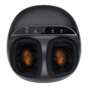 RENPHO Shiatsu Foot Massager - Best Foot Massager with Heat: Equipped with a Rotation Ball