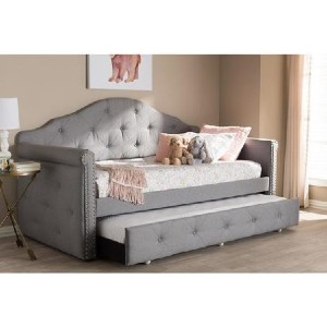 Shopango Emilie Contemporary Daybed - Best Daybeds with Trundles: Modern and Durable Daybed