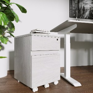 Shopango Rolling File Cabinet - Best File Cabinets for Home Office: Space-Saving Solution File Cabinet
