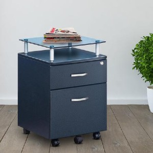 Shopango Rolling File Cabinet - Best File Cabinets for Home: Stylish File Cabinet