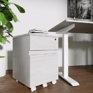 Shopango Rolling File Cabinet - Best Lateral File Cabinets: Space-Saving Solution File Cabinet