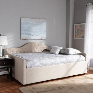 Shopango Eliza Contemporary Daybed - Best Full-Size Daybeds: Modern and Contemporary Daybed
