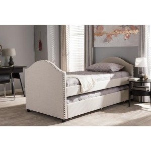 Shopango Alessia Contemporary Daybed - Best Daybeds for Small Spaces: 3-in-1 Daybed
