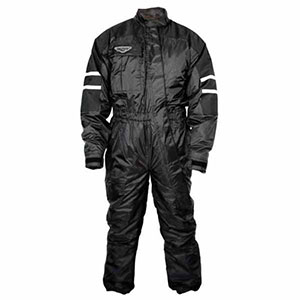 Weise Siberian Waterproof 1 Piece Suit - Best Raincoat for Motorcycle Riders: Fully Waterproof and Tight Fit