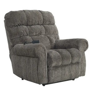 Ashley Ernestine Signature  - Best Recliners for Seniors: Corners are glued, blocked and stapled