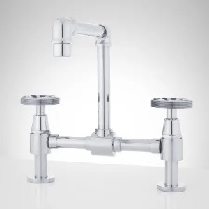 Signature Hardware Edison  - Best Sink Faucets: Captivating Look