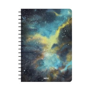 Siixu Spiral Journal - Best Notebooks for College: For Easy Writing and Durability