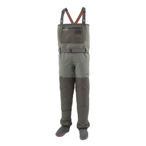SIMMS Mens Freestone Chest Fishing Waders  - Best Chest Waders for Fishing: The lightest of all
