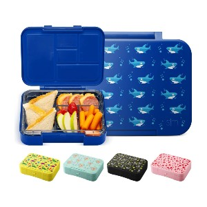 Simple Modern  Porter Kids Bento Box - Best Lunch Boxes for Kids: Case and Removable Insert