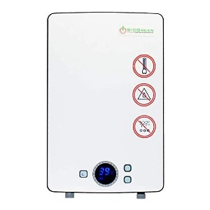 Sio Green IR288 v2 POU Infrared Electric Tankless Water Heater - Best Tankless Water Heaters: Easy Control Water Heater