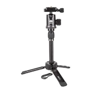 Sirui 3T-35 Table Top/Handheld Video Tripod - Best Portable Tripods for DSLR Camera: Tabletop and handheld tripod