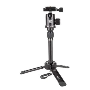 Sirui 3T-35 Table Top/Handheld Video Tripod  - Best Mini Tripods for DSLR Camera: Small but strong