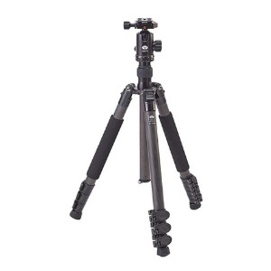 Sirui ET-2204 Carbon Fiber Tripod - Best Tripods for Food Photography: Lightweight but sturdy