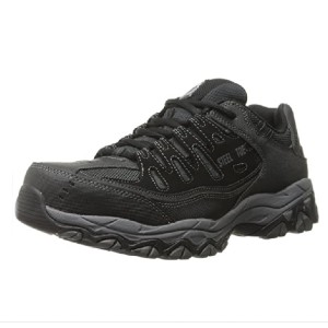Skechers Cankton Athletic Steel Toe Work Sneaker - Best Safety Toe Shoes: Safe Shoes