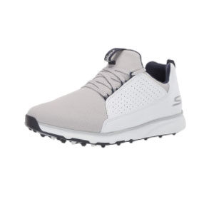 Skechers Mojo - Best Waterproof Golf Shoes: Padded continuous collar