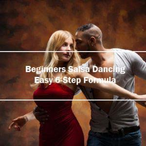 Skill Success Beginners Salsa Dancing: Easy 6 Step Formula - Best Online Salsa Classes: Anyone can join!